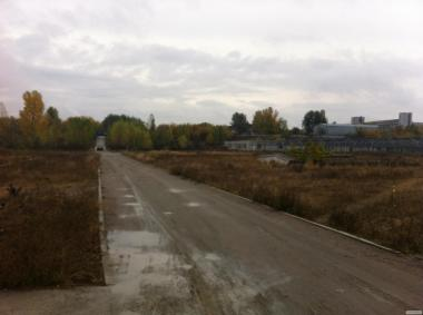 Продаж землі промислового призначення в р. Біла Церква.