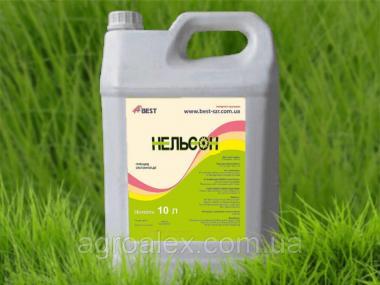 Нельсон купити грунтовий гербіцид (прометрин 500 г/л)
