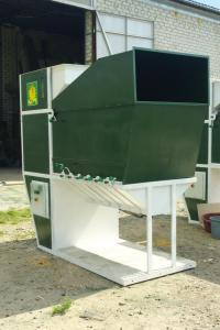 Продам безрешітний аеродинамічний сепаратор зерна ІСМ-40