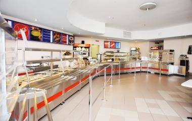 Кухонне обладнання для кафе, бару, ресторану, фаст-фуд, піцерії, їдальні, громадського харчування HoReCa