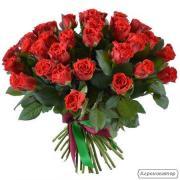 Доставка букетів троянд.