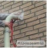 Утепление Перлитом,Вермикулитом,Пенопластовой крошкой,Эковатой,Фасады.