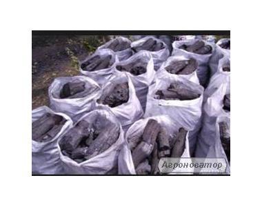 древесный уголь из дуба оптом