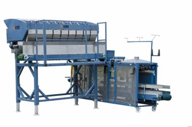 Взвешивающе-упаковочная машина KMK WK-09, WK12