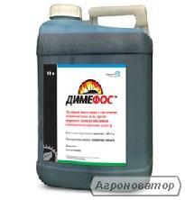 Инсектицид Димефос ( БИ-58), доктор.в. диметоат 400 г/л