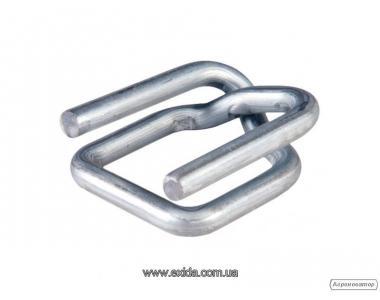 Скоби пакувальні дротяні металеві