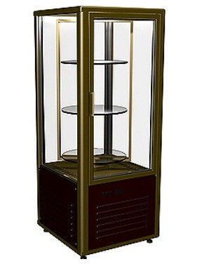 Кондитерский шкаф R120Cвр Сarboma (настольный)