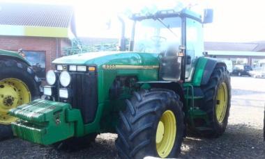 Трактор John Deere 8300 (1998)