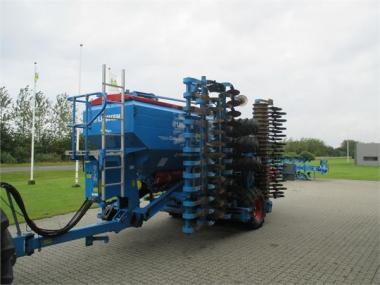 Зерновая сеялка Lemken Solitair 9/600 (2010)