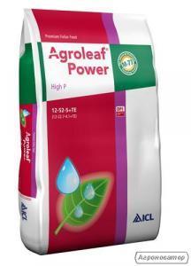 Минеральное удобрение Agroleaf Power High P (фосфорный) 12-52-5 + микро