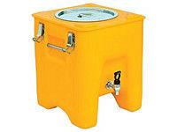 Термоконтейнер для напоїв з краном Waterbox 23 lt with faucet AVA PLASTIK