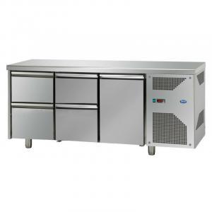Стіл холодильний DGD TF03MIDGN+C22+C23 (БН)