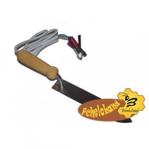 Нож пасечный с электроподогревом из Нержавеющей стали Гуслия