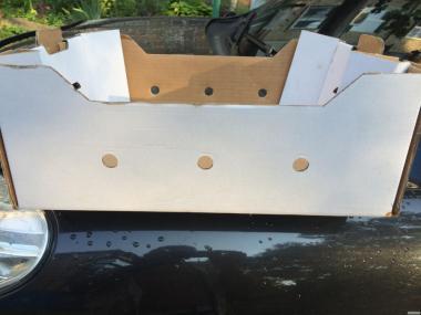 Лоток и ящик для клубники и малины