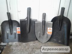Лопаты из рельсовой стали