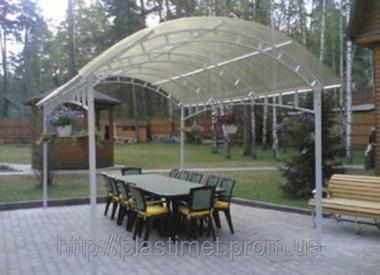 Полікарбонат сотовий (стільниковий) Carboglass прозорий  6000х2100х10 мм