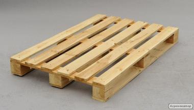 Продаем поддоны деревянные различных типоразмеров