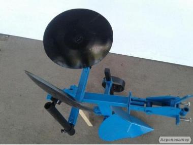 Картофелесажалка КО-1 для мотоблока оборотная