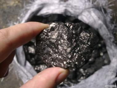 Уголь Антрацит(АС,АМ,АО) в мешках и навалом.