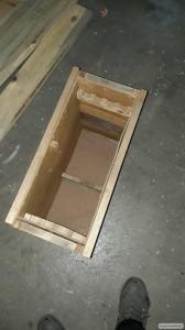 Ящики для перевезення бджіл, бджолопакетів, тара