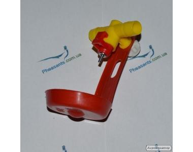 Ниппельная поилка с каплеуловителем