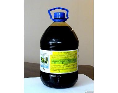 ГК-В-40 - гумат калия водорастворимый (жидкий)