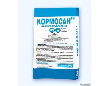 Кормосан - адсорбент мікотоксинів