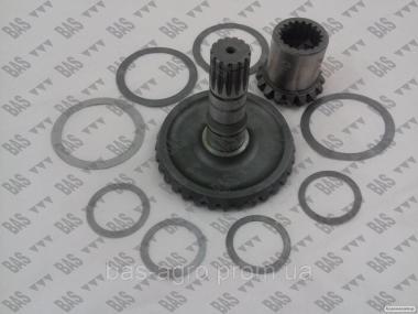 Комплект шестерень Geringhoff 502323 аналог