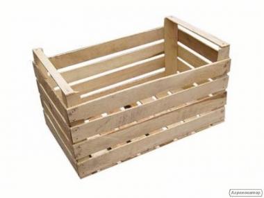 Ящик під овочі та фрукти