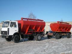 Завантажувач сухих кормів ЗСК-Ф-15-03