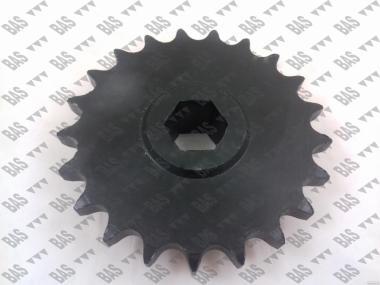 Зірочка з шестигранником Z-21 Oros 1.317.697 аналог