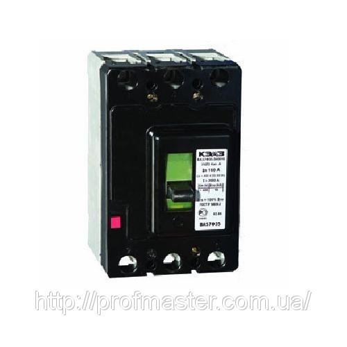 ВА 57Ф35 автоматичний вимикач ВА-57Ф35, вимикач ВА57Ф35