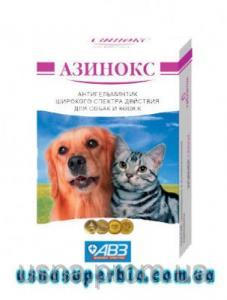 Азінокс 1 уп./6 табл.