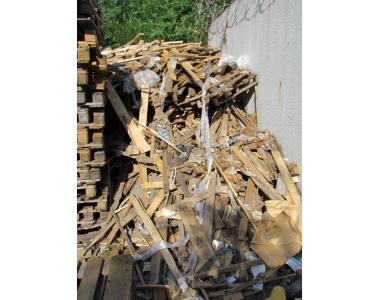 Продам лом деревянных поддонов