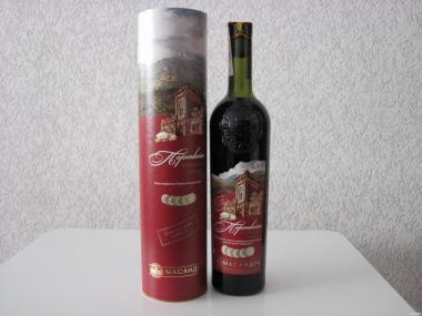 Продам вино МАССАНДРА