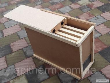 Ящик для перевезення бджіл на 4 рамки, Дадан