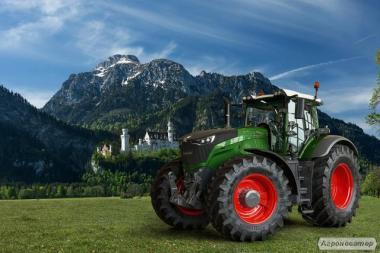 Колесный трактор Fendt 1000 Vario