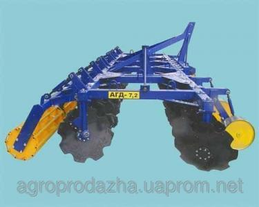 Агрегат почвообрабатывающий дисковый АГД - 7.2
