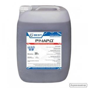 Гербицид Ричард - гербицид Ричард аналог Раундап - изопропиламинная со