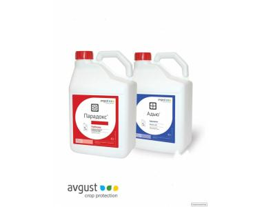 Гербицид Парадокс + Адью (avgust crop protection)