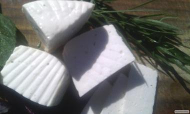 Фета сыр из козьего молока
