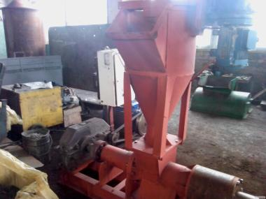Продам гранулятор для виробництва комбікормів або паливних брикетів