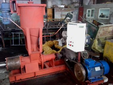 Продам гранулятор для производства комбикормов или топливных брикетов
