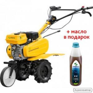 Бензиновий мотоблок Sadko M-500PRO