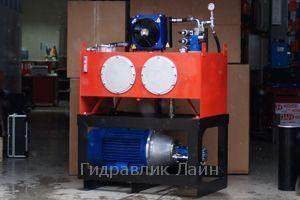 Гидравлические насосные станции (гидромаслостанции, гидростанции)
