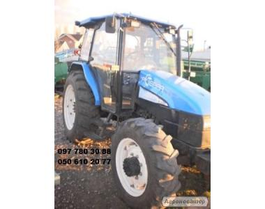 Трактор колесный New Holland TL 5060 (100 л.с.)  Б/У.