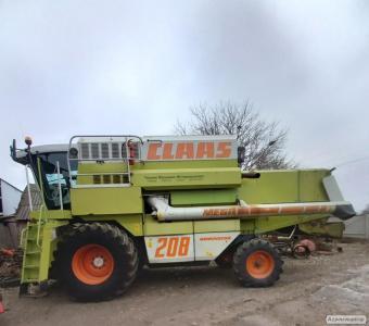 комбайн зерноуборочный  John Deere W650  Год: 2010