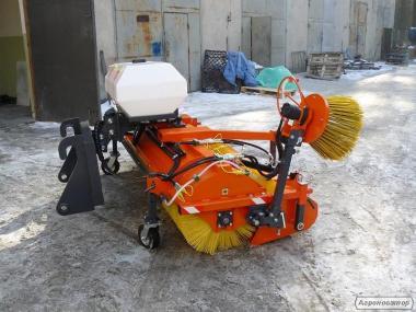 Прибиральна машина