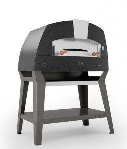 Дровяная печь для пиццы ACHILLE Alfa Refrattari
