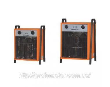 Тепловентилятор электрический, нагреватель электрический